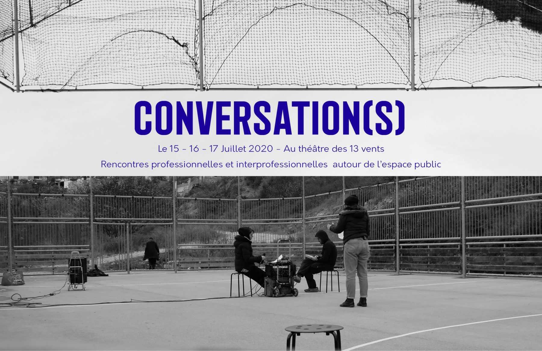 Image de l'invitation à l'événement Conversation(s)